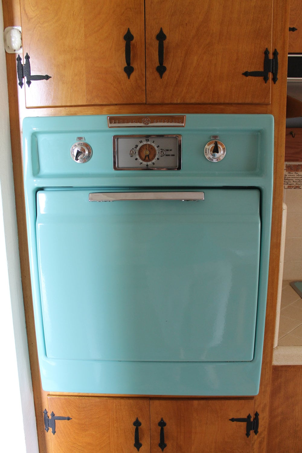 Vintage General Electric Wall Ovens ~ Retro wall oven bing images