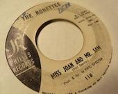 Ronettes vinyl 45 record - Baby, I Love You / Miss Joan Mr Sam / Phillies DJ