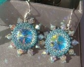 Earrings Sunbeams