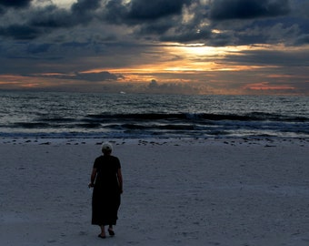 Old Lady and the Sea