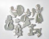aluminum cookie cutters