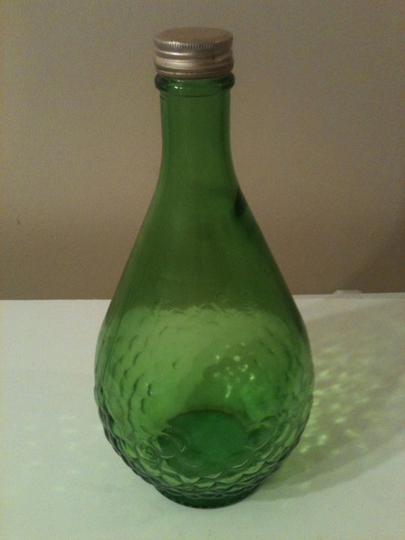 Items Similar To Vintage Rare Gallo Flavor Guard Green