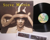 Steve Martin - Let's Get Small - Vinyl LP record album