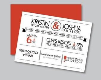 Printable Invitation - Kristin