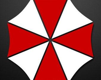 Umbrella Corporation custom vinyl Decal/Sticker