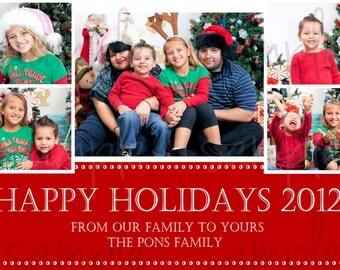 Christmas Card - 5 photo