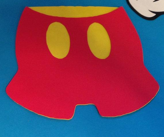Pantalon De Mickey Mouse Imagui