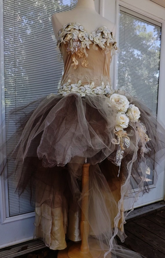 Items Similar To Custom Handmade Wedding Dress Mini Plus