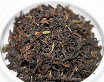 Organic Black Tea, Darjeeling (Makaibari Estate) Specialty Black Tea Blend, Loose Tea