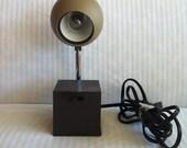 1960's Lightolier Lytegem task lamp
