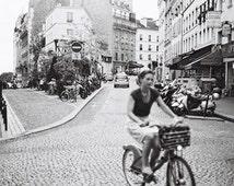 Street Photography, Paris Photography, French Fine Art Photographs, Paris Decor, Wall Art, Urban Home Decor, Color Photography