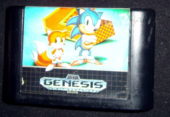 sonic the hedgehog 2 manual