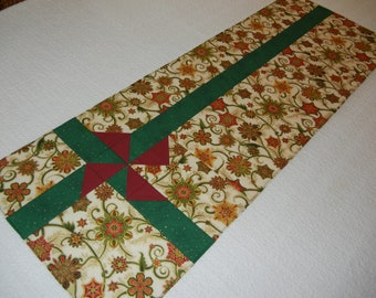 Bow Tied Table Runner