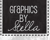 Custom Graphic Design Work from Graphics by Stella - One hour