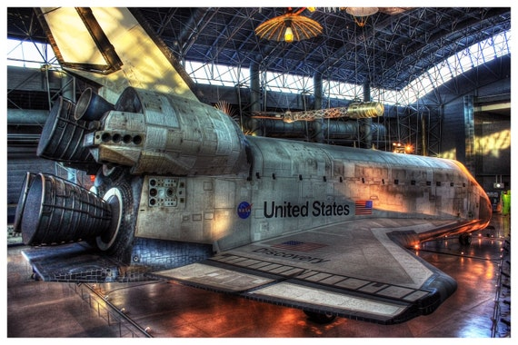 space shuttle discovery smithsonian - photo #24