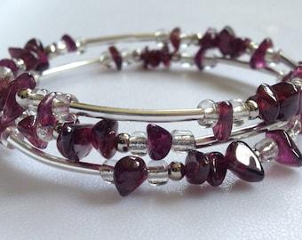 Delicate Gemstone Bracelet