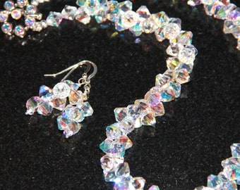 Crystal Rock Candy Necklace
