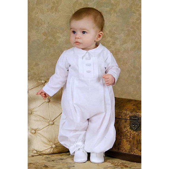 Michael Baby Boy S Christening Outfit