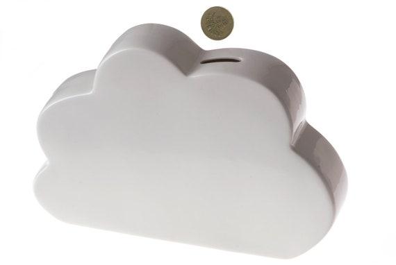 Cloud Money Box - Saving for a Rainy Day