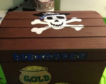 Pirate chest((((medium)))
