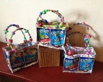 Capri Sun Purse (small) / lunch bag