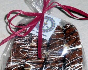 4 Pack Chocolate Biscotti