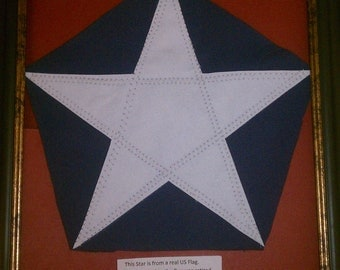 Large Star 8x10