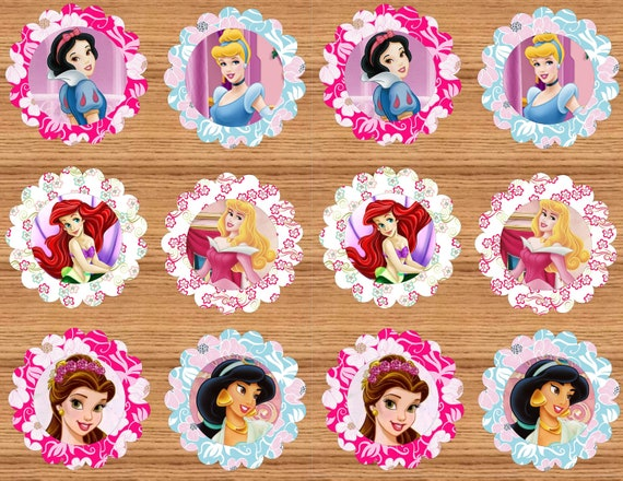 disney wedding cake toppers canada 24 disney princess cupcake toppers 13593