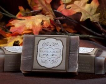 Soap Bars - Vanilla Bean