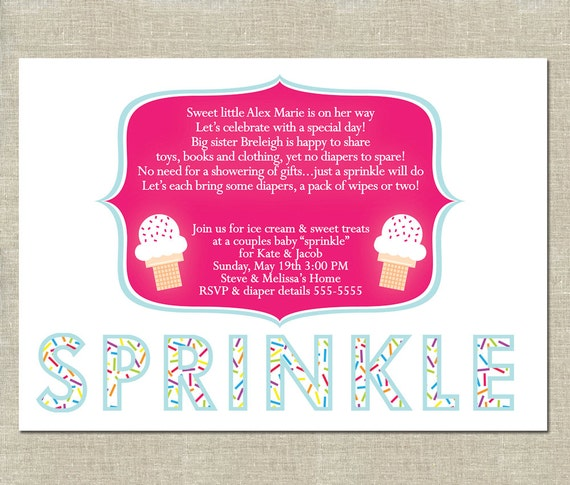 Diaper Party Invitation Templates is adorable invitations example