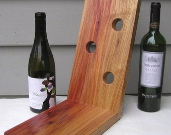Wine Rack - Canarywood