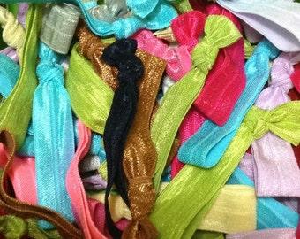 Wholesale Elastic Hair Tie, Grab Bag Hair TIes, Hair Ties