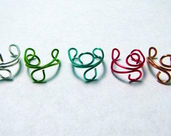 Simple Swirl Ear Cuff Buy One Get One FREE