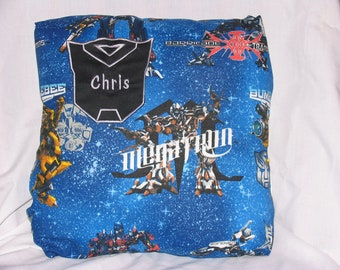 Transformers Personalized Pillow