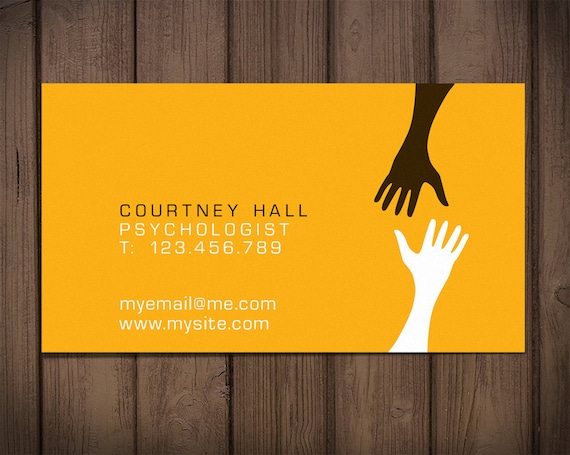 Therapist business cards selol ink therapist business cards reheart Choice Image