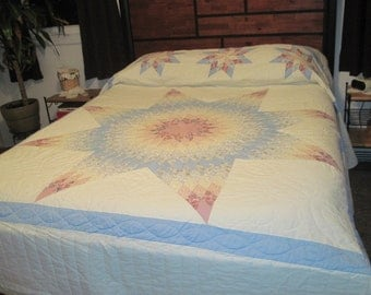 Queen Size Bed Quilt