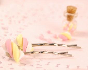 marshmallow bobby pins