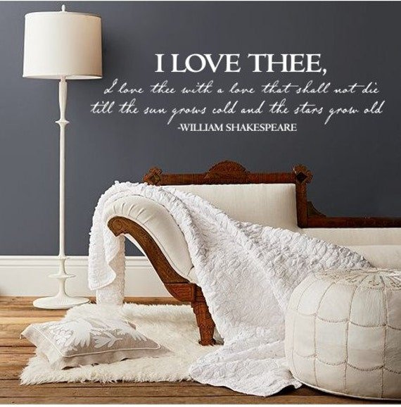 Bedroom Wall Decal Bible Verse Decal Marriage Wall Decal
