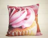 Cupcake Cushion - LazySuzan