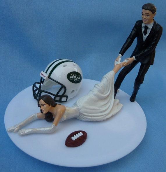Ny Jets Cake Topper