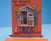 For Someone Special Treehouse Card