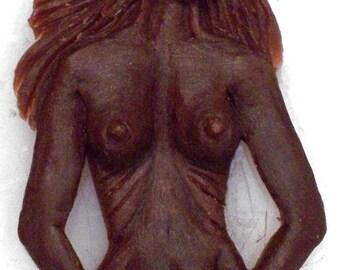 Female Vampire    New Design hand carved