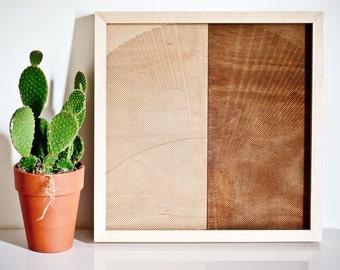 Wood Wall Panel - Ondulations 01
