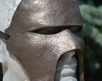 Bronze Age Warrior Mask - Resin Casting