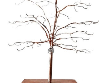Large Tapestree - Handcrafted Copper Display Tree