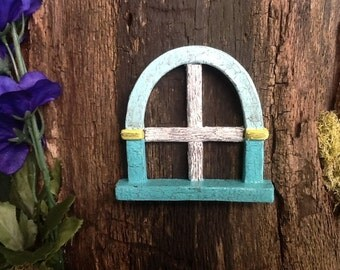 "3"" Fairy Window ""arched"" style"