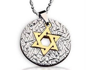 david star pendant