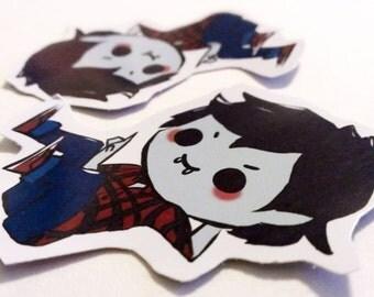 Marshall Lee Sticker