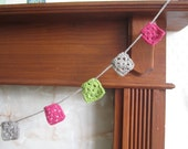 Cute Crocheted Bunting