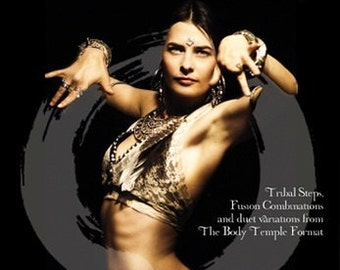 DVD volume two- The Art of Tribal Belly Dance
